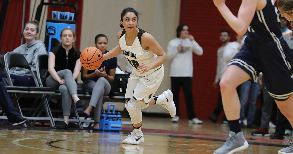 96724bc9 Women's Hoops Begins Four-Game Home Stand with Harvard, Dartmouth ...