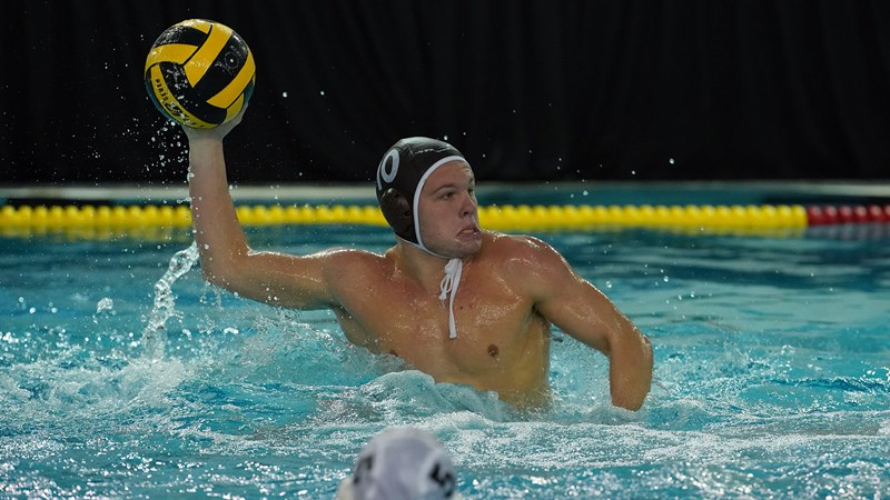 Men's Water Polo Defeats No. 17 Pomona-Pitzer, 10-6, La Salle, 12-9