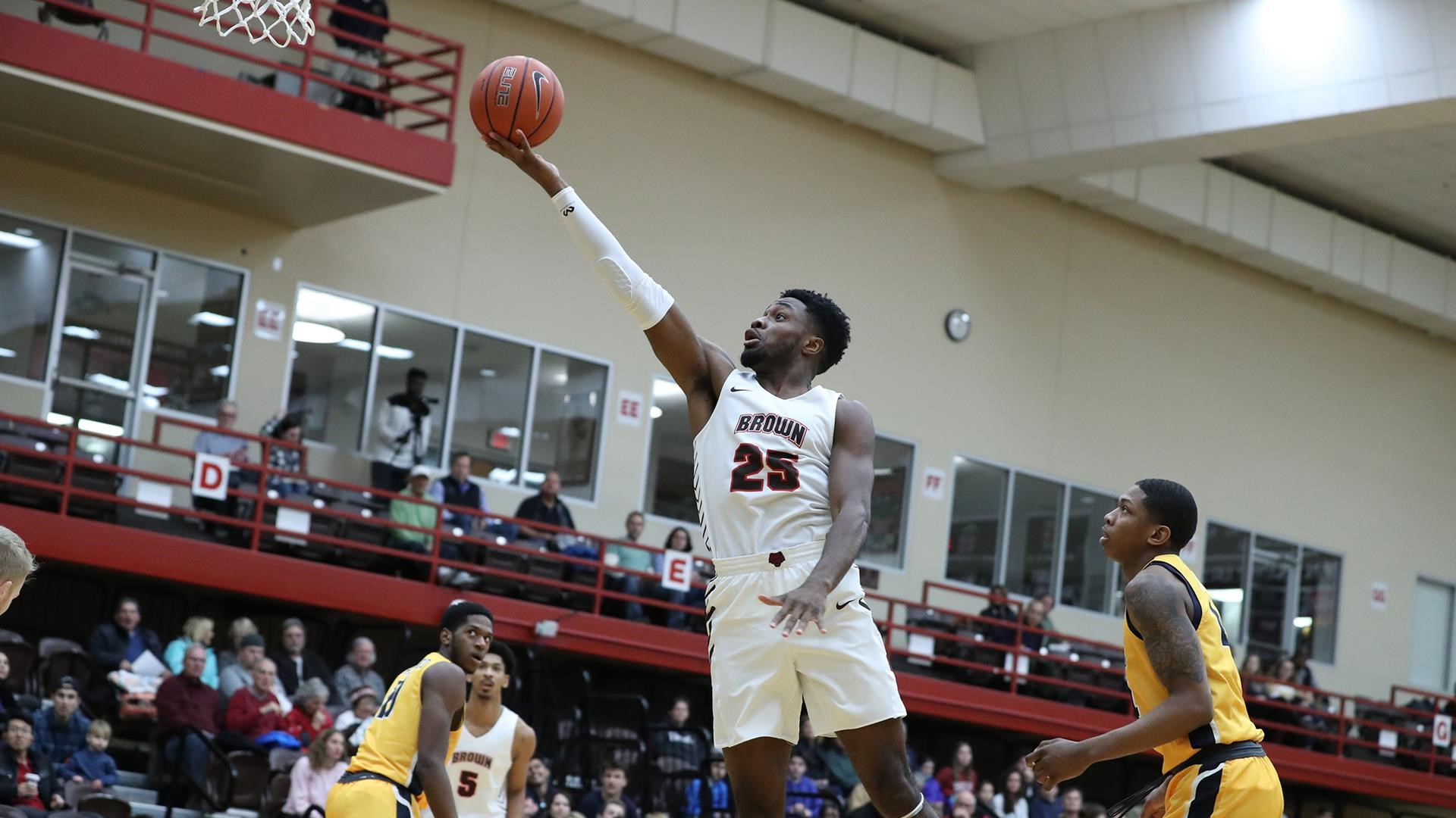 Men S Basketball Travels To Umass Lowell On Tuesday Brown University Athletics