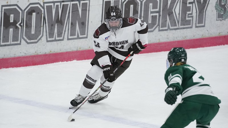 Women's Hockey Comes Back to Tie Dartmouth, 2-2
