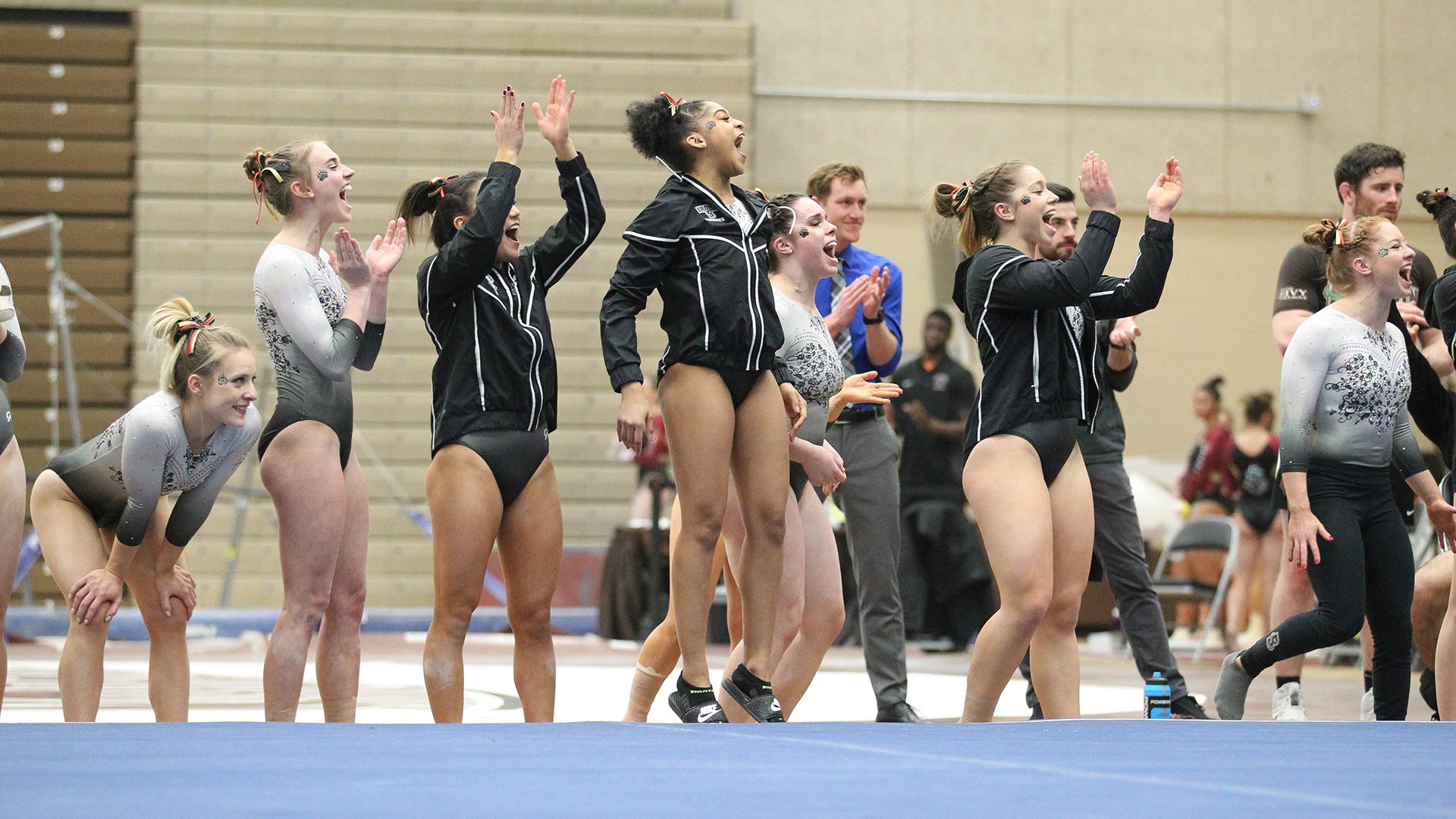Gymnastics Welcomes Six-Member Class of 2023 - Brown