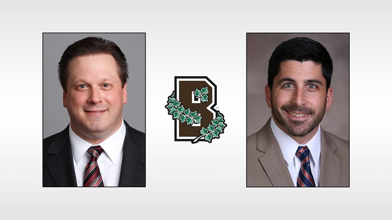 Men's Hockey Adds Smith to Coaching Staff; Guerriero Elevated to Associate Head Coach